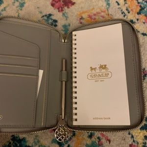 Authentic Coach Address Book